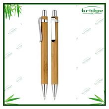 Ballpoint Pen type r eco friendly bamboo pens