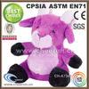2014 new preschool educational plush purple sheep toys