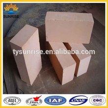 Ladle Lining High Alumina Low Creep Refractory Brick