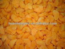 frozen mandarin segment