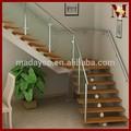 flotante modelos de escaleras de interior escaleras con barandilla de vidrio