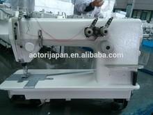JUKI MH-380 CHAIN STITCH SEWING MACHINE TYPE Twin Needle Chainstitch Sewing Machine