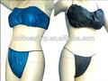 2014 material de poliéster y sexo ropa interior desechable del producto tipo de ropa interior de mujer