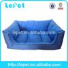 comfortable indoor canvas dog kennel