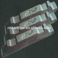 Caliente la venta de plata estándar de Metal lingote, Lingote de plomo 99.994, Alta pureza y precio tipo fabricación