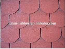 red roofing shingles/asphalt shingles sale