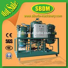 kxz desglose de alta tensión del transformador de residuos de aceite equipo de tratamiento