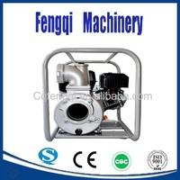 6.5hp gasoline water pump 4 inch gasoline fuel transfer pump