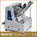 2015 imettos blanco de alta calidad de equipos de panadería máquina de cortar jamón de la máquina