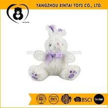 Custom Sitting plush rabbit and plush toy