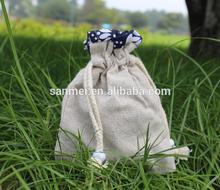 drawstring cotton gift bag tote bag cotton