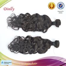 High feedback 6a full cuticle wholesale virgin Brazilian wavy hair