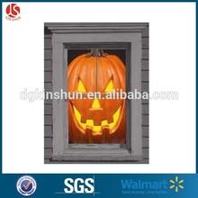Window posters happy Jack Pumpkin halloween window decoration