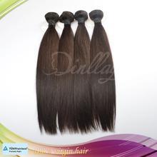100% virgin original peruvian straight hair with low price