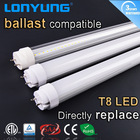 ETL TUV SAA APPROVED/T8-240 LED TUBE LIGHTING 44W G11 4400LM/2015 hot sale