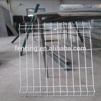 Hot Dip Galvanised Plastic 1x1 Welded Wire Mesh Panel