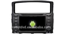 car radio 2-din android gps fit for Mitsubishi Pajero V97/V93(2006-2011)