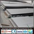 fabricação de laminados a quente astm a240 tp304 aço inoxidável placa em estoque