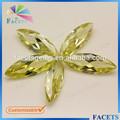 sfaccettature gemme ingrosso sintetico cubic zirconia acquirenti di pietre preziose