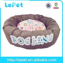 fashion pet products round bed