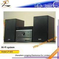 2014 usb fm radio amplifier dvd player with fm radio home cinema