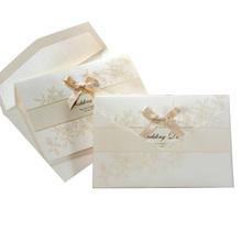 blank wedding sample invitation paper cards