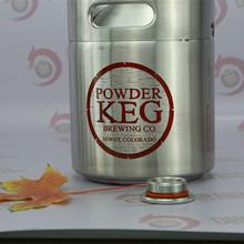 2L beer growler gallons in keg