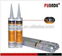 pu sealant for car window windshied glazing/car body welding line sealing pu sealant