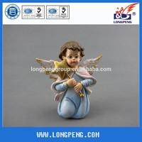 Little Resin Souvenir Angel Statue