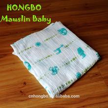 2014 fashion new design 100% organic cotton baby blankets,new born baby blanket