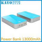 Power Bank Battery Charger Universal USB Backup Portable External Pack 13000mAh