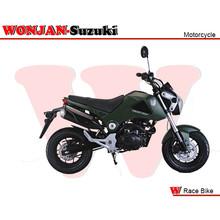 Race Bike (150cc) Wonjan-Suzuki engine, Motorcycle, , Motorbike, Autocycle,Gas or Diesel Motorcycle (WJ150-18 GREEN)