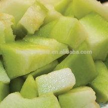 BRC,KOSHER,HALAL frozen green hami melon