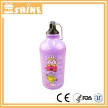 2014 hot sale single wall sports drinking travel bottle
