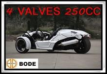 250CC ATV Quad with EEC