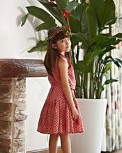 New Arrival summer boutique princess girls dresses wholesale cotton dresses kids trendy clothing