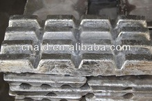 Aluminum Based Master Alloy with 10%Ti(A type)