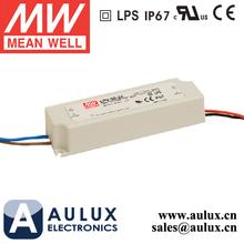 Meanwell LED Driver LPV-35-24 36W 24V 1.5A Waterproof LED Driver IP67 ES LED Driver