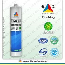 Heat resistant fireproof/fire retardant silicone sealant