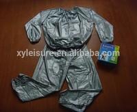 lose weight suit pvc sauna suit