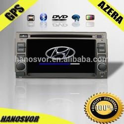 2 din 6.2 inch hyundai Azera car dvd with touch screen/FM/AM Radio