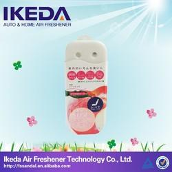 2014 Promotional cheap gel aroma flavor unique car air freshener