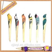 promotion fancy school supplies wood pen