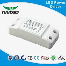TUV SAA passed LED Power supply constant current 7w