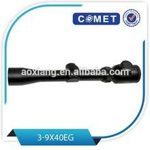 Best selling 3-9x40EG riflescope,tactical shooting prismatic riflescope