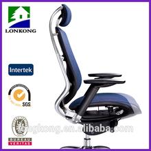 High Quality Executive Ergonomic Swivel Mesh Office Chair Metal Furniture