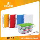 high quality mobile power bank 5200mAh with keychain