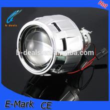 Universal 2.5 inch Mini bi-xenon HID Projector Lens Car Headlight