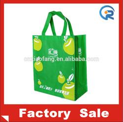 eco non-woven bags/printing non woven bag/promotional cheap logo shopping bags