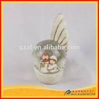 Polyresin Jesus Nativity Set Christmas Inflatable Snow Globe